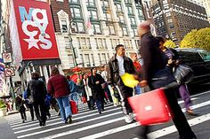 Macy's eco-friendly recyclable gift card