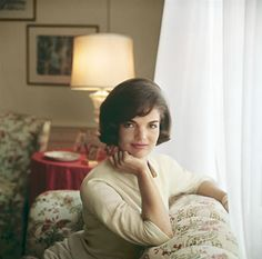 Jackie Kennedy 1929-1996  Jacqueline Kennedy Onassis  For her grace and…