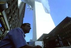 Firefighters Killed On 9 11 Thomas   11 picture: United Airlines Flight 175 crashing into the World Trade ...