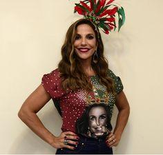 ACONTECE: Ivete Sangalo pode ser rainha da bateria da Grande...