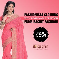 Check out our amazing collection of wedding sarees! http://www.rachitfashion.com/wedding-sarees  #wedding #shoponline #buy #outfit