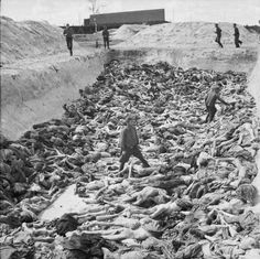 Concentration Camp 1945