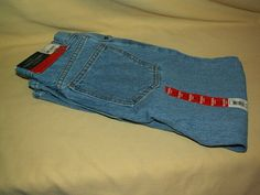 FADED GLORY JEANS BOYS SIZE 7 REGULAR RELAXED LIGHT STONE ADJTBLE WAIST NEW NWT #FadedGlory #Relaxed #Everyday