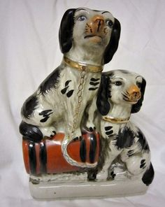 Staffordshire Dogs!