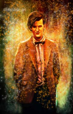 The Doctor- Matt Smith (11th Doctor) by ChrisHdzArt.deviantart.com on @DeviantArt