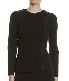Greta Milano Jacket, BLACK - Saba