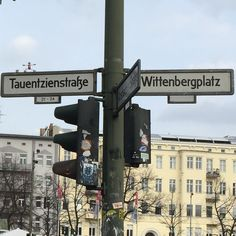 I love Berlin.
