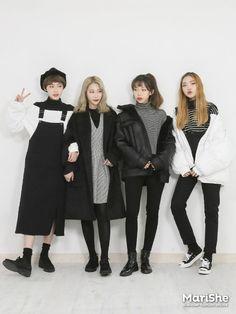 #Korean #Trends fashion Insanely Cute Fashion Ideas