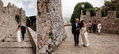 Wedding Castello di Erice