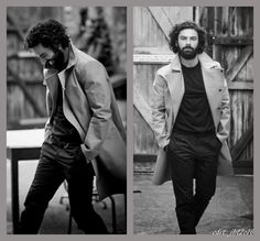 joaniebluetoes: Aidan Turner (Glamour UK... | I want to run away and I'm trying...