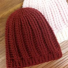 This is a great hat for donations and charity as it is super stretchy accommodating many sizes, cozy, and really quick to work up.