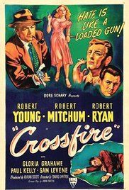 Crossfire Poster