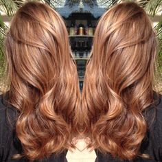 caramel hair color - New Hair Cut Pelo Color Caramelo, Hair Color Caramel, Caramel Blonde, Caramel Balayage, Caramel Hair Honey, Carmel Brown Hair Color, Caramel Hair With Brown, Light Caramel Hair, Carmel Blonde Hair