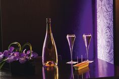 Champagne Bar in Paris.