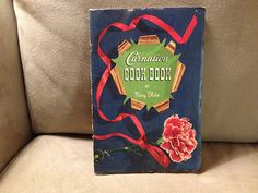 VINTAGE 1939 CARNATION COOK BOOK BY MARY BLAKE
