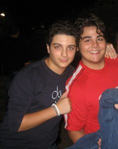 Little Gian and Iggy