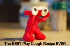 The Attached Mama: My New Favorite Play Dough Recipe---Added pumpkin pie spice to welcome fall!