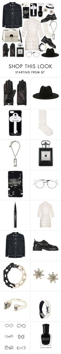 """""""they said God forgives but I can't learn the same"""" by nothingisnormal ❤ liked on Polyvore featuring rag & bone, Études, Marc Jacobs, Barneys New York, Lanvin, Jo Malone, Full Tilt, Yohji Yamamoto, Kat Von D and Rachel Comey"""