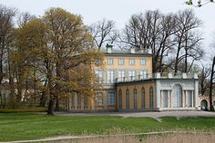 Gustav III's Pavilion - Sweden - King of Sweden born 1746 – assassinated 29 March 1792
