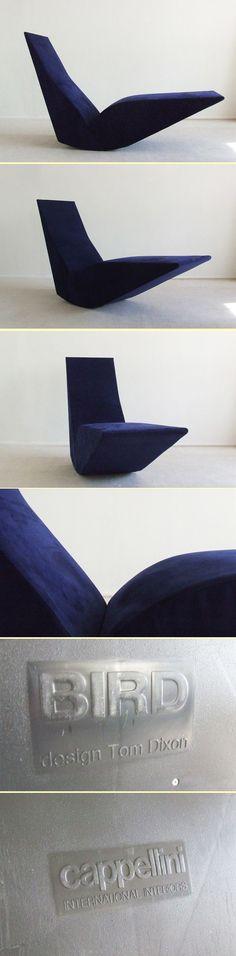 CAPPELLINI Bird chaise longue by Tom Dixon