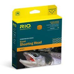 Scandi Shooting Head - Spey Fly Lines | RIO