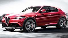 ¿Será así? Se filtra el posible diseño del primer SUV de Alfa Romeo