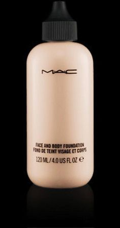 The 12 Best Foundations for Mature Skin: MAC Face and Body Foundation, $27