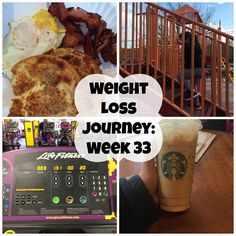 Weight Loss Journey: Week 33 #ontheblog by ftmlosingit