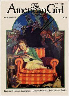 The American Girl — November 1930