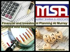 Financial and Investment Planning At Murray Sharma and Associates