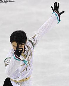 yuzuru hanyu in pyeongchang