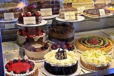 Pastiche; Providence, RI.  The best place to visit if you're craving something sweet!