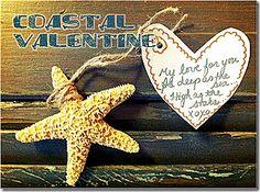 starfish valentine