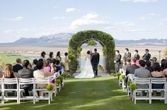 Paiute Golf Resort Wedding Of The Week Shawna Mike Photo By Emerics Studio