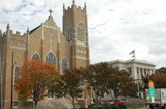 St. John's Church Salisbury-Rowan County, NC #visitsalisburyrowan