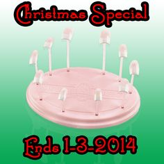 Christmas Special starts today and ends midnight on January 3rd, 2015.  For current customers, Re-Cut All 10 Nails now only $79.95 and free shipping!  Get yours today!