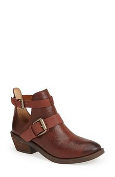 newest c3c98 674ab Free shipping and returns on Lucky Brand  Chaves  Bootie (Women) at  Nordstrom