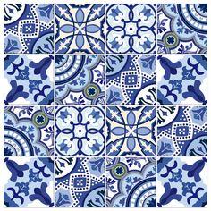 Adesivo Para Azulejo. Reinvente seu ambiente com os nossos adesivos. Ideal para decoração de cozinhas, banheiros, lavabos ou lavanderias