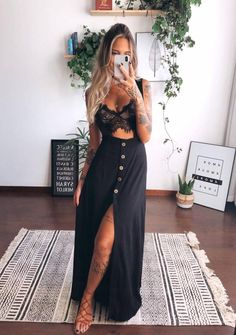 Sexy Winter Outfits, Boho Outfits, Skirt Outfits, Pretty Outfits, Casual Outfits, Summer Outfits, Cute Outfits, Fashion Outfits, Womens Fashion