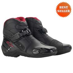Boost Your Confidence: Wear Alpinestars Boots!