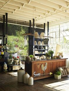 Dickebusch is a weathered 1930s cottage renovated and redone by Russel Koskela and Sasha Titchkosky, the husband and wife duo behind Australian home wares company Koskela.
