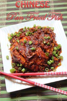 Chinese Pan Fried Fish Recipe