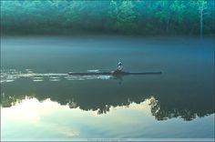 single #rowing
