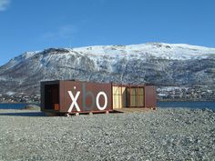 XBO // p.a.r.a.s.i.t.e. mobile structure - 70°N arkitektur | Tromso, Norway, 2008