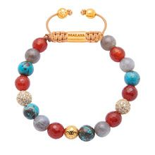 2015 nuevas pulseras de diseño Shamballa para las niñas mejor regalo hechos a mano pulseras de cadena de oro envío gratis(China (Mainland))