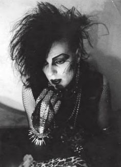 Original Goth Style