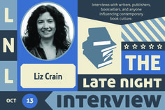 """""""Portland has a very pioneering spirit."""" In conversation with Liz Crain by Melanie Figueroa for Late Night Library"""