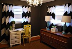 guest room/office space