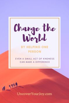 A simple act of kindness and compassion can change the world. Motivational Blogs, Inspirational Blogs, Mental Health Blogs, Health Articles, Small Acts Of Kindness, Coping Skills, Finding Peace, Self Development, Change The World