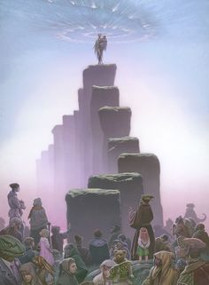 Michael Whelan, Otherland: Sea of Silver Light